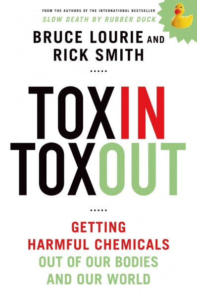 Toxin Toxout by Bruce Lourie and Rick Smith