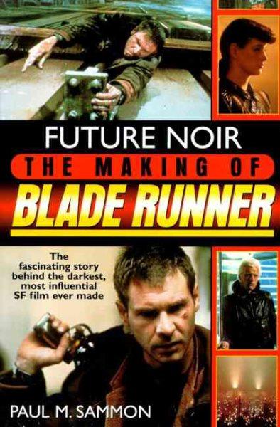 Future Noir book cover