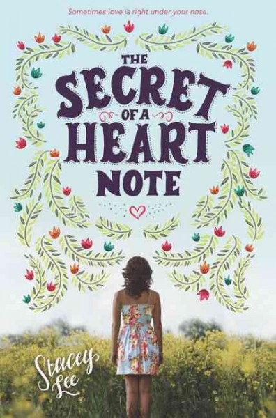 The Secret of a Heart Note book cover