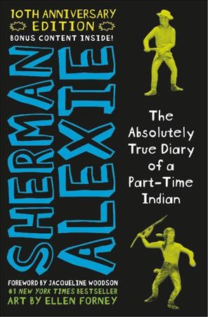 The Absolutely True Diary of a Part-Time Indian book cover