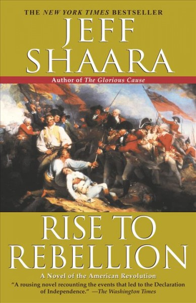 book cover image of Rise to Rebellion