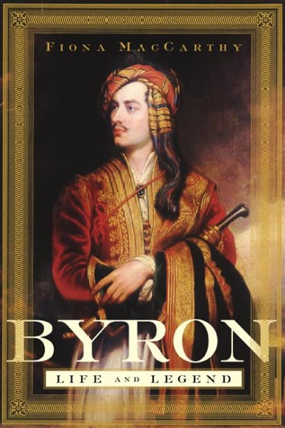 Byron book cover