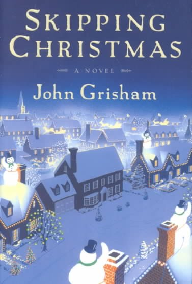 Skipping Christmas book cover