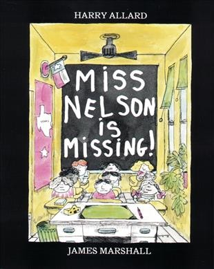 Miss Nelson Is Missing book cover