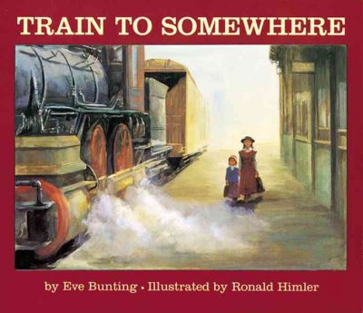 Train to Somewhere book cover
