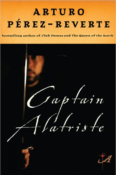 Captain Alatriste book cover
