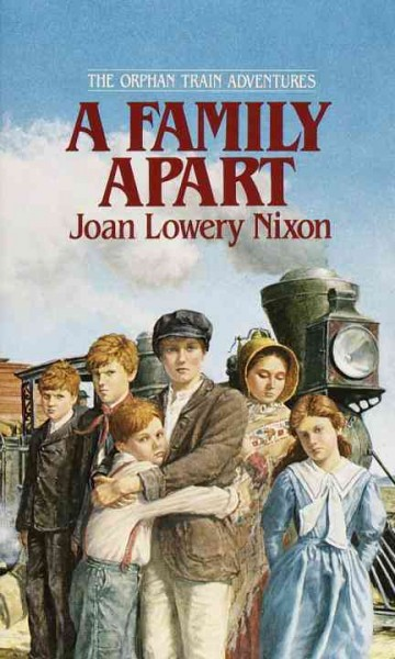 A Family Apart book cover