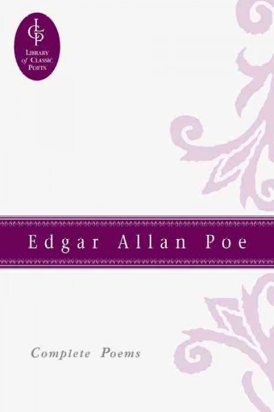 Complete Poems book cover