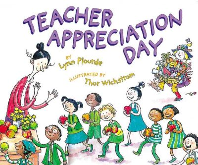 Teacher Appreciation Day book cover