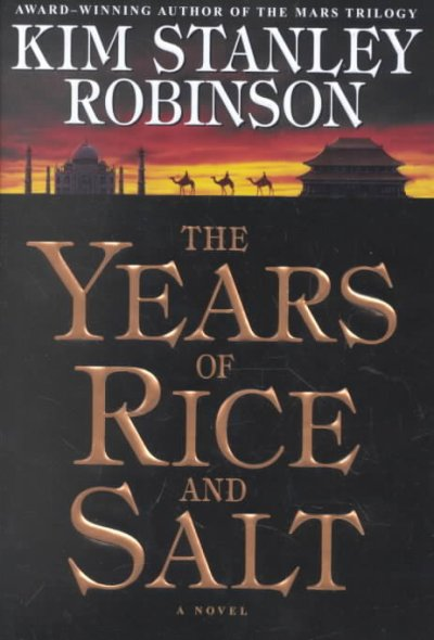 The Years of Rice and Salt book cover