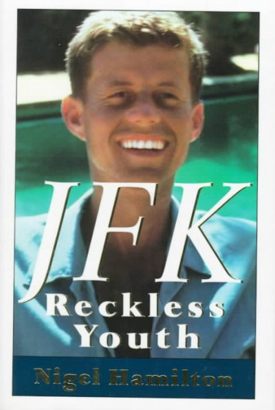 JFK Reckless Youth book cover