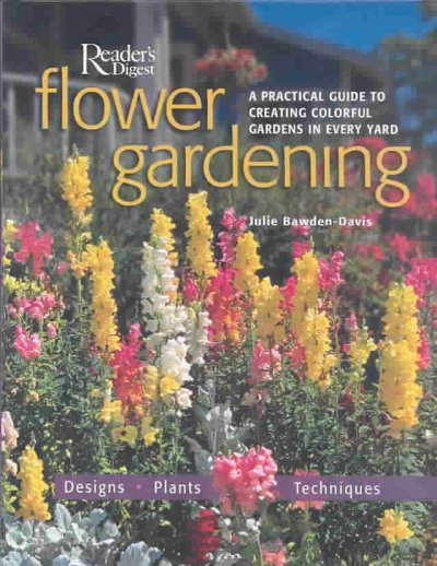 Flower Gardening book cover