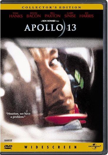 dvd cover image of Apollo 13
