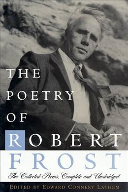 The Poetry of Robert Frost book cover