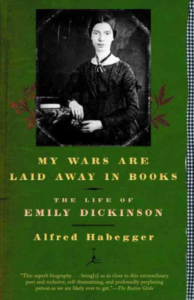 My Wars Are Laid Away in Books book cover