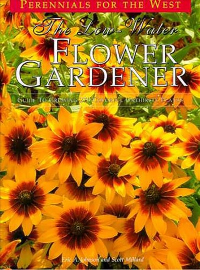 The Low Water Flower Gardener book cover