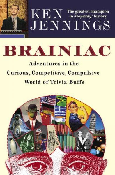 Brainiac book cover