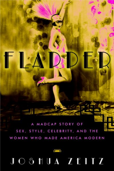 Flapper book cover