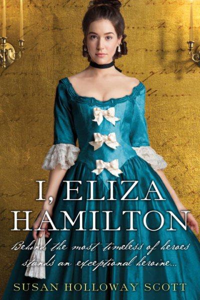 book cover image of I, Eliza Hamilton