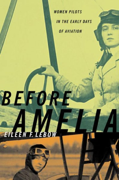 Before Amelia book cover