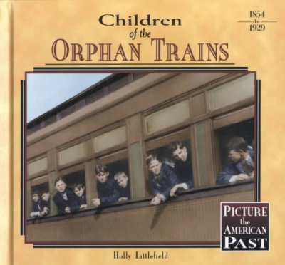 Children of the Orphan Trains book cover