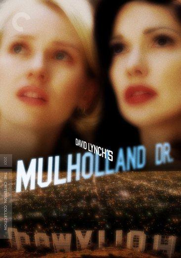 Mulholland Dr. DVD