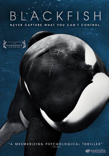 Blackfish movie cover