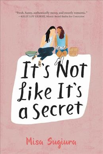 It's Not Like It's a Secret book cover