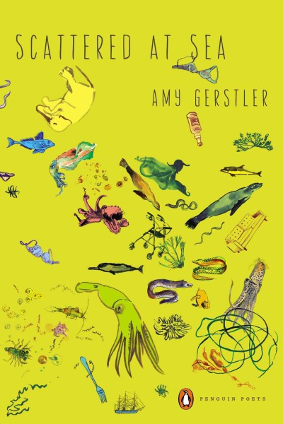 Scattered at Sea by Amy Gerstler