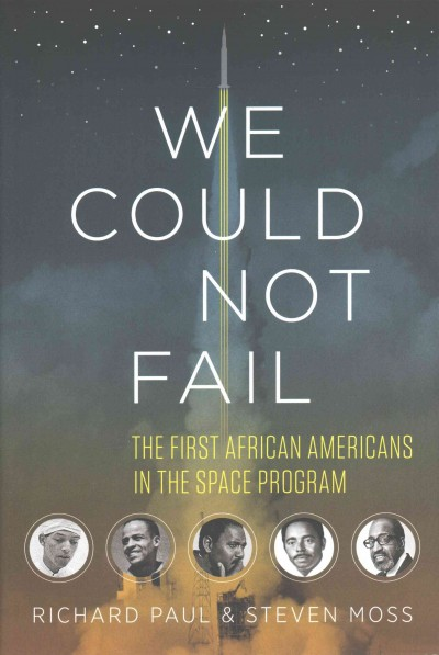 We Could Not Fail book cover