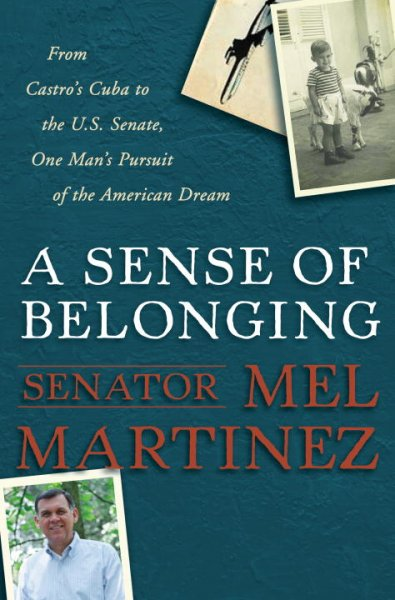 A Sense of Belonging book cover