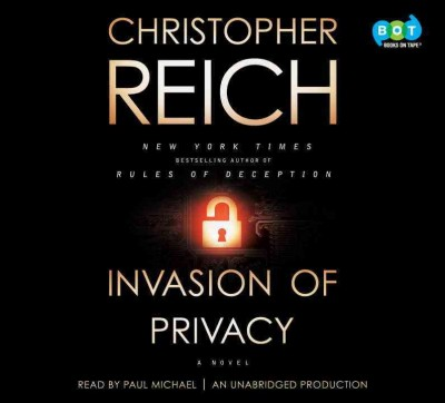 Invasion of Privacy by Christopher Reich