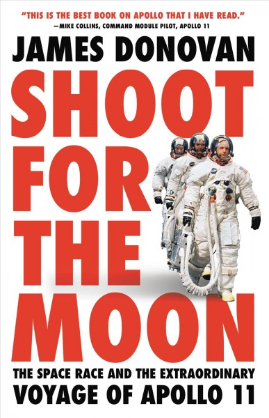 book cover image of Shoot For the Moon
