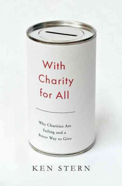 With Charity for All book cover