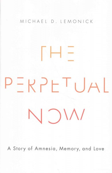 The Perpetual Now book cover