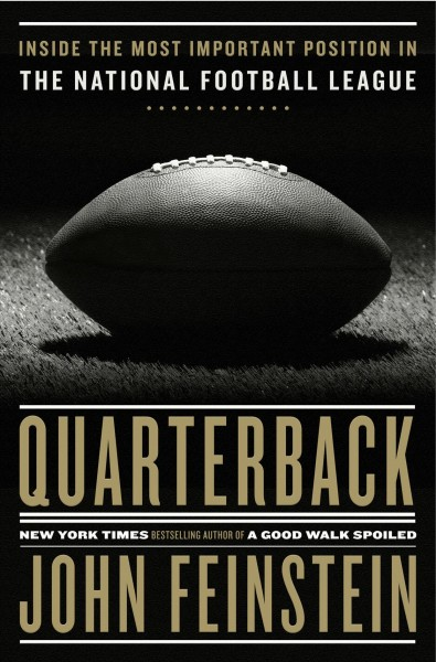 Quarterback book cover