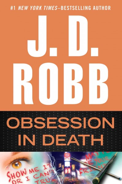 Obsession in Death by J.D.Robb