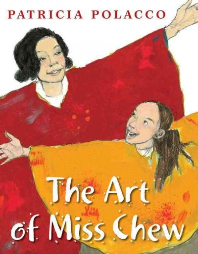 The Art of Miss Chew book cover