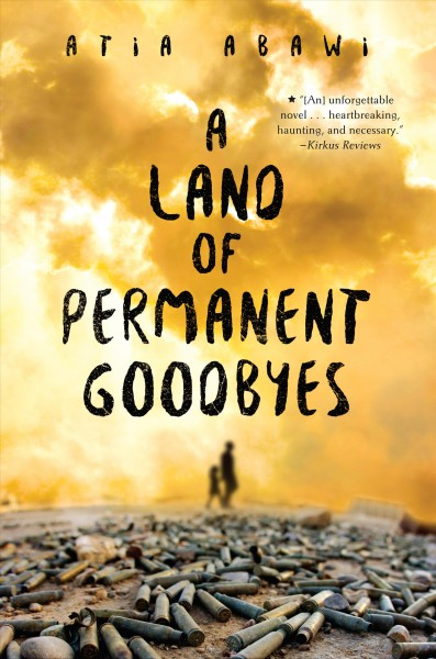 A Land of Permanent Goodbyes book cover