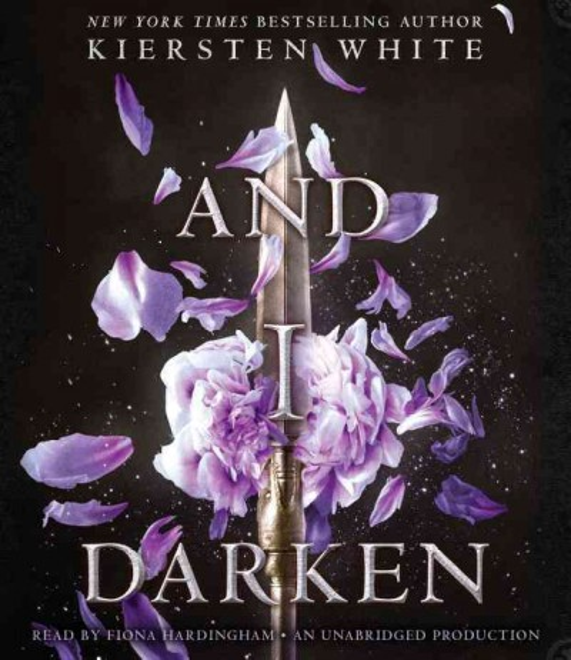 And I Darken audiobook cover