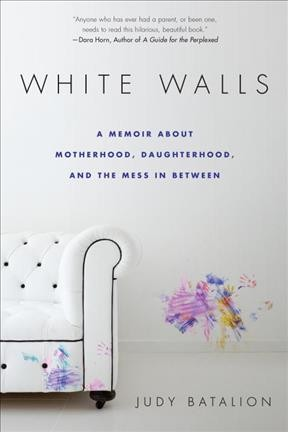 book cover image of White Walls by Judy Batalion