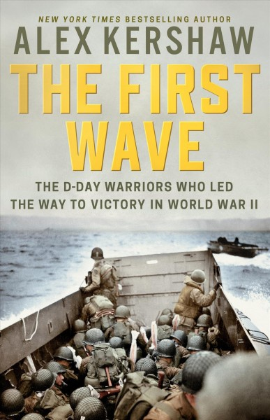 book cover image of The First Wave