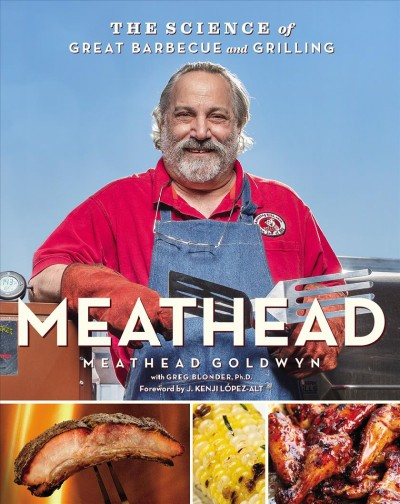 Meathead book cover