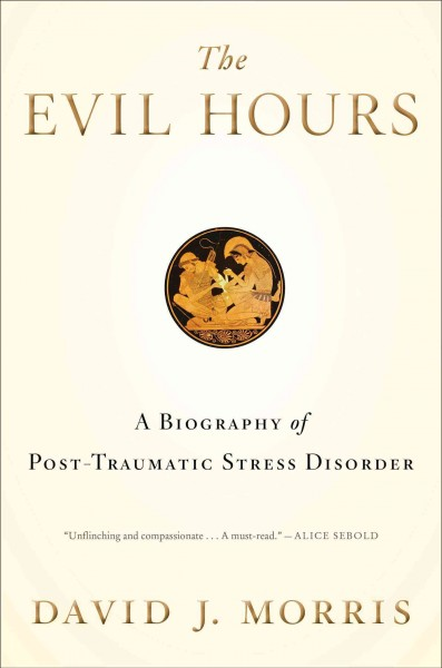book cover image of Evil Hours by David J. Morris