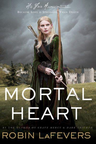 Mortal Heart book cover