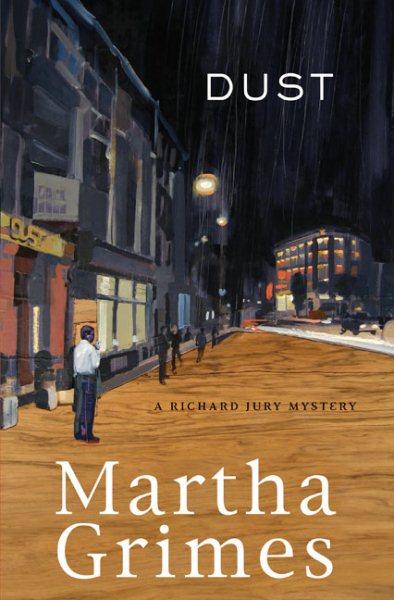 Dust : a Richard Jury mystery