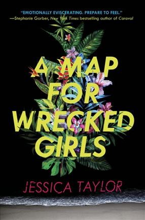 A Map for Wrecked Girls book cover