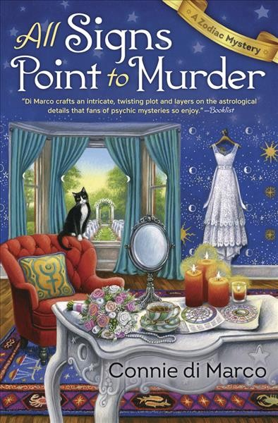 book cover: All Signs Point to Murder