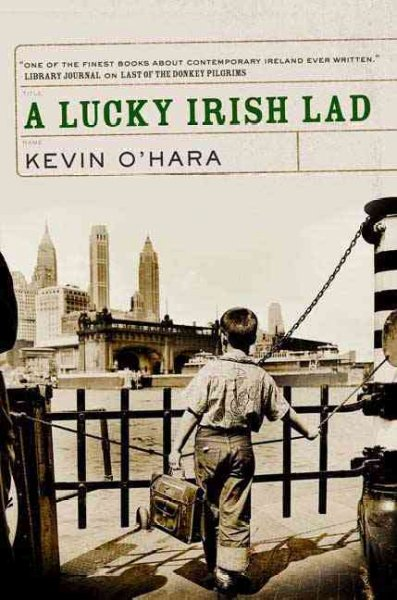 A Lucky Irish Lad book cover