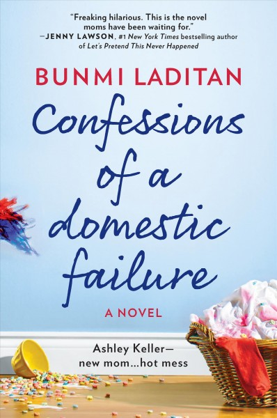 book cover image of Confessions of a Domestic Failure by Bunmi Laditan